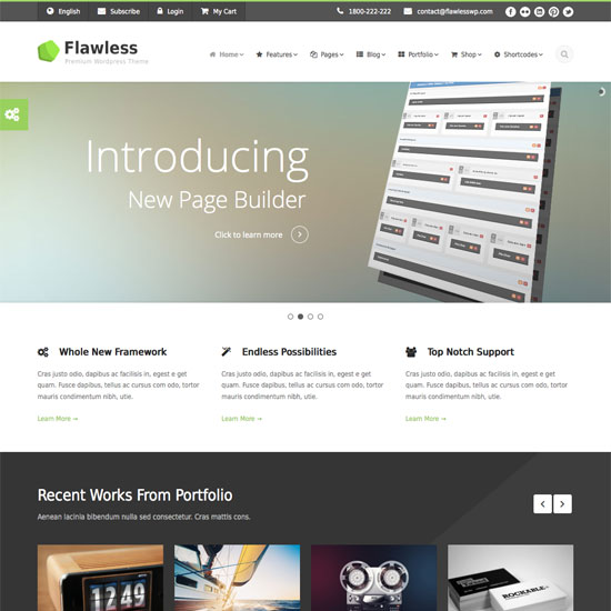 Flawless-wp-theme