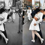 30 Historical Black and White Photos Colorized