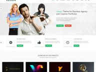 Business WordPress Themes 2014