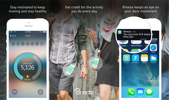 Breeze-fitness-app