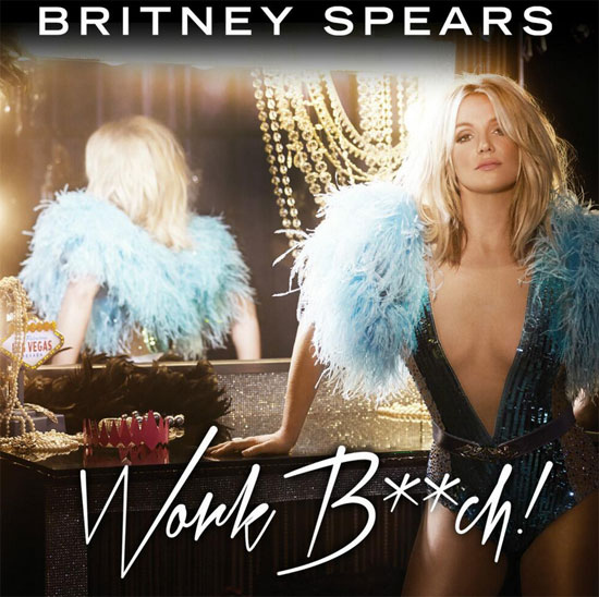 Britney Spear Work Bitch cover