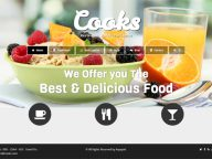 10 Best Food and Recipe WordPress Themes 2014