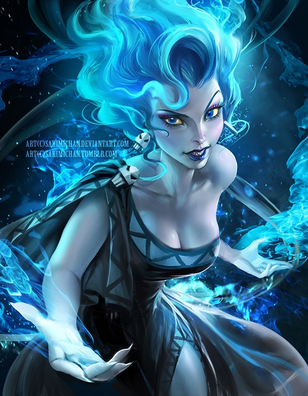 Hades from Hercules-Popular Cartoon Characters