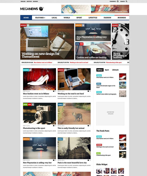 MegaNews-Magazine-Wordpress-Theme