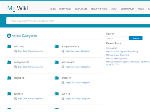 MyWiki-wordpress-theme