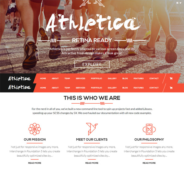 Athletica-Parallax-OnePage-WP-Template