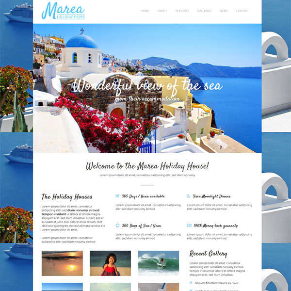 Marea-WordPress-Theme-for-Holiday-Homes