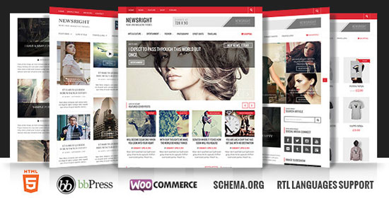 NewsRight-WP-Theme
