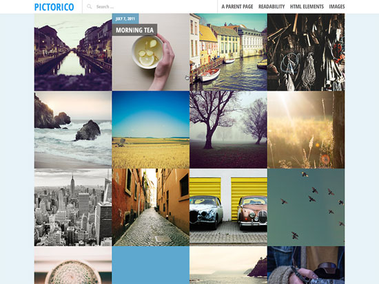 Pictorico-free-portfolio-WordPress-theme