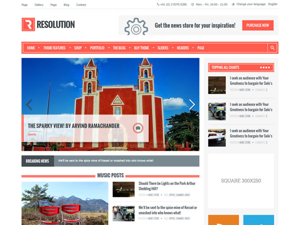 Resolution-WordPress-Magazine-Theme