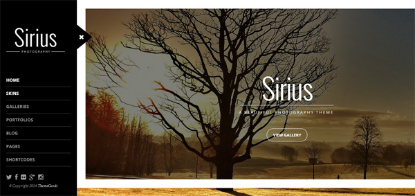 Siririus-Photography-Portfolio-Theme