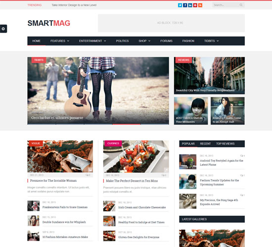 SmartMag-WordPress-Theme