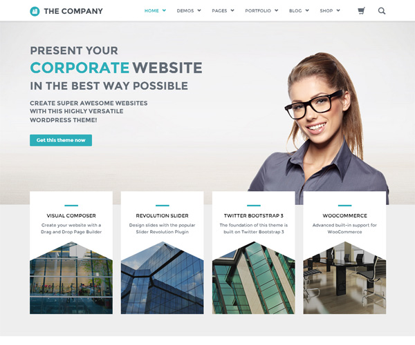 The-Company-WordPressTheme