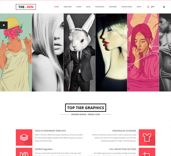The-Ken-Multi-Purpose-Creative-Wordpress-Theme