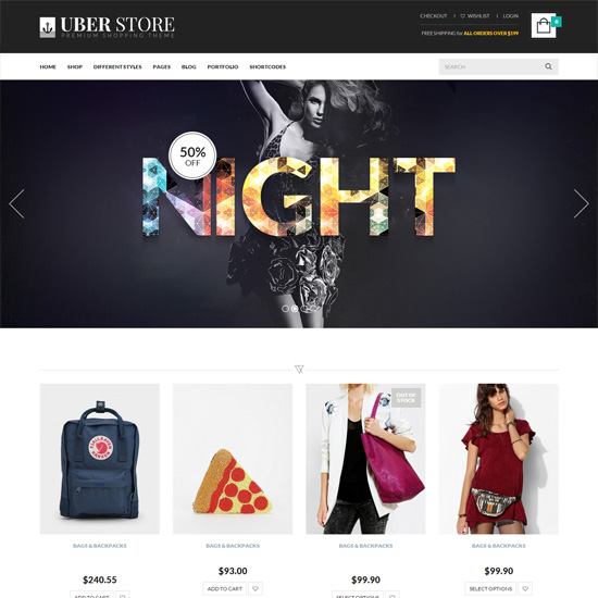 UberStore-E-Commerce-Theme