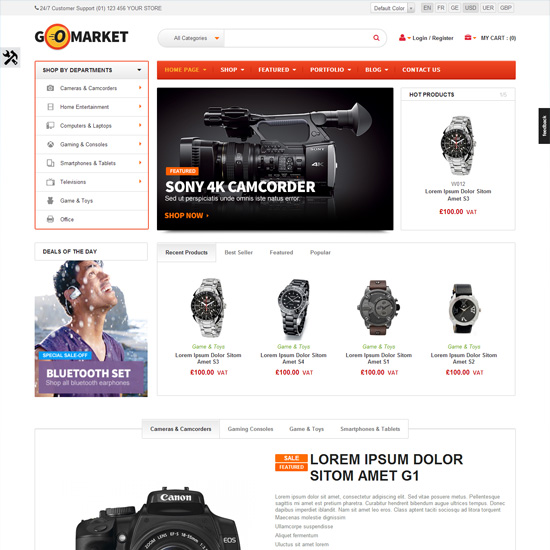 WooCommerce-Supermarket-Theme