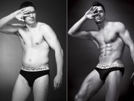 What Real Men Look Like In Famous Underwear Ads