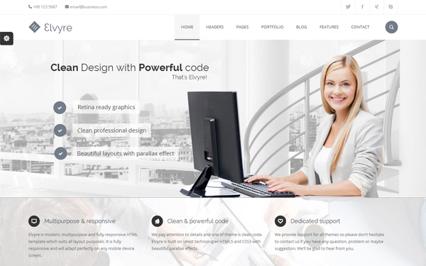 Elvyre-WordPress-Theme-2