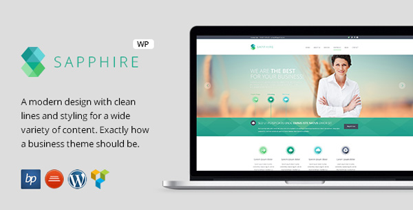 Sapphire-WordPress-Business-Theme