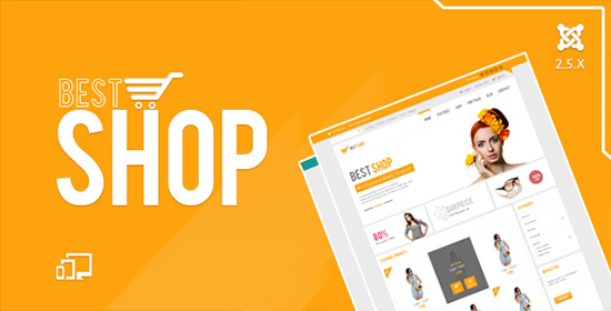 BestShop-HTML5-Joomla-E-Commerce-Template