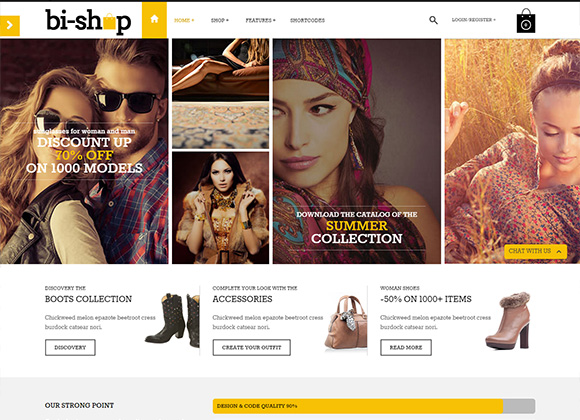 Bi-Shop-WordPress-Theme
