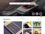 New Collection: 60 Free and Premium WordPress Themes
