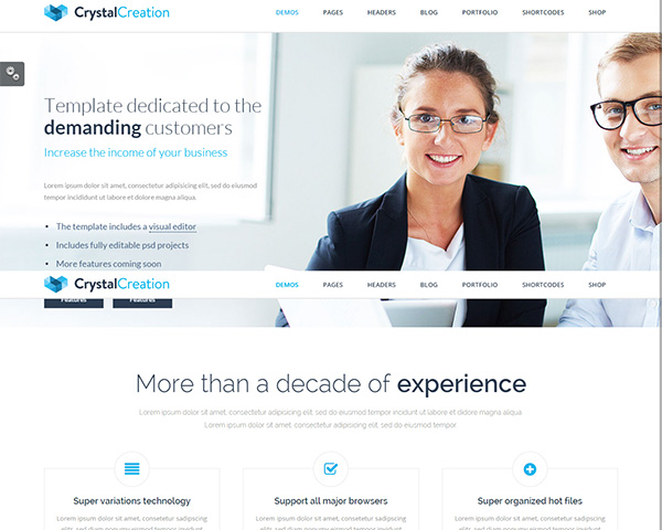 Crystal-Corporation-wp-themes