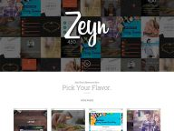 75 Premium and Free WordPress Themes from September 2014