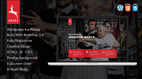 Doors-Onepage-Business-WordPress-Theme