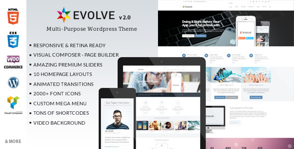 evolve-multipurpose-wordpress-themes