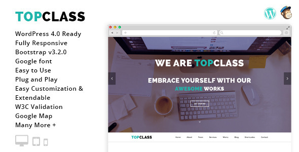 topclass-business-corporate-theme
