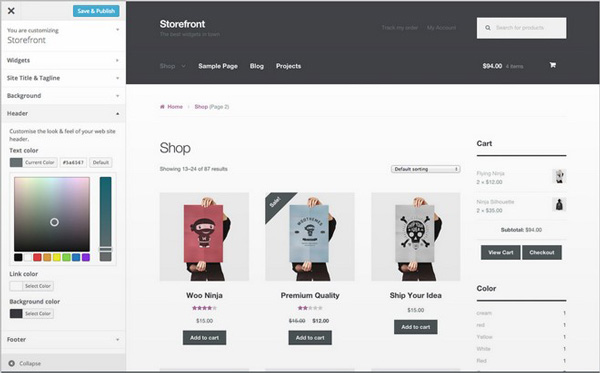 Storefront-New-Free-WordPress-eCommerce-Theme