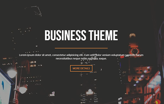Business One wordpress-themes-february-2015