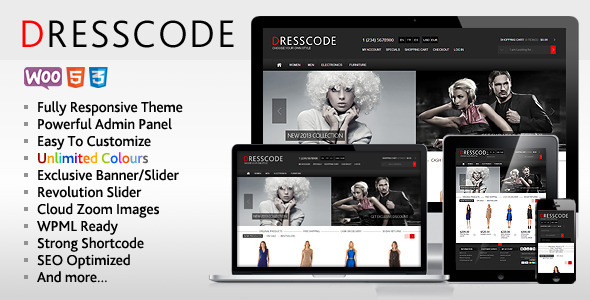 dresscode-woocommerce-wordpress-theme