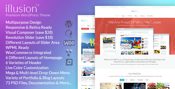illusion Premium Multipurpose Woocommerce Theme