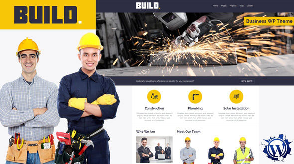 BUILD-Construction-Business-WordPress-Theme