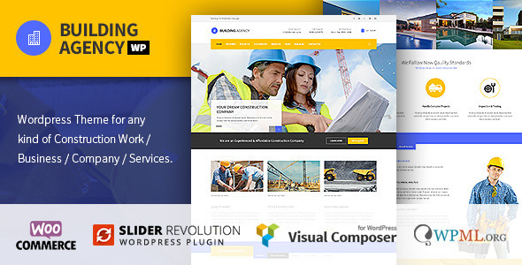 Building Agency theme