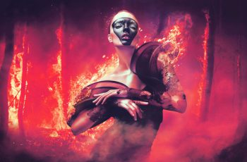 Burnt-Lady-Photo-Manipulation