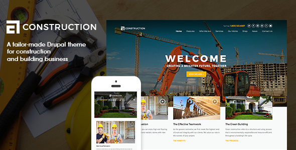 Construction Building Business