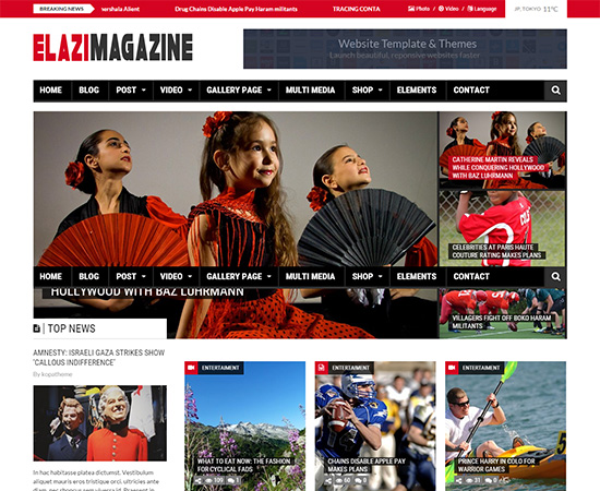 Elazi-Magazine-WordPress-site-themes