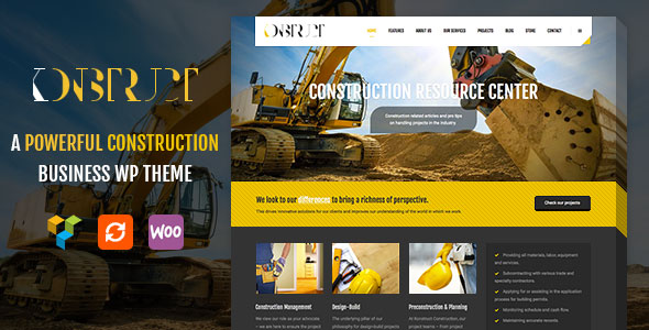 Konstruct-Business-Theme