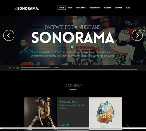 Sonorama-Musician-WordPress-Theme