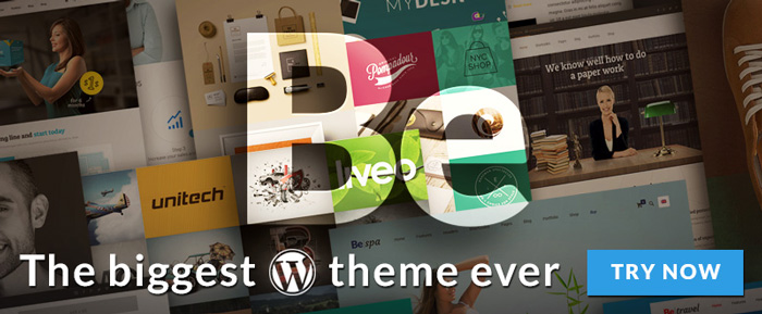 Be-Theme Multipurpose WP