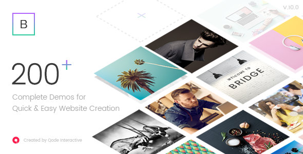 Bridge WP Multipurpose Theme