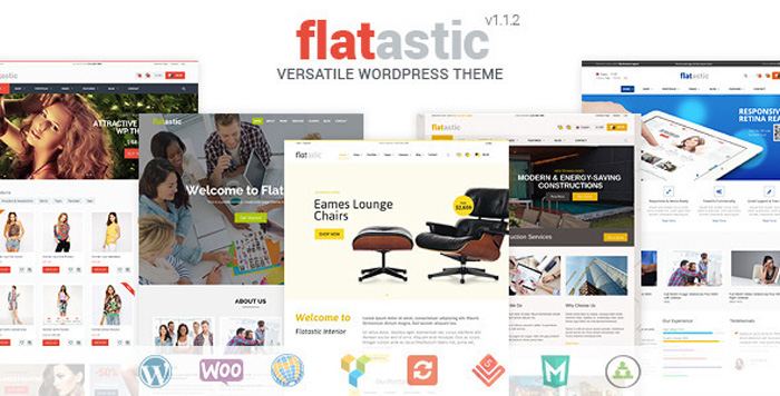 eCommerce WordPress Themes 2015 Flatastic
