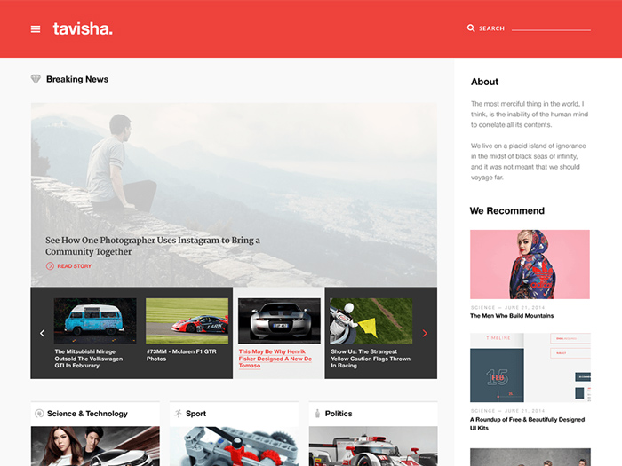 Free-WordPress-Themes-2015-June-Tavisha