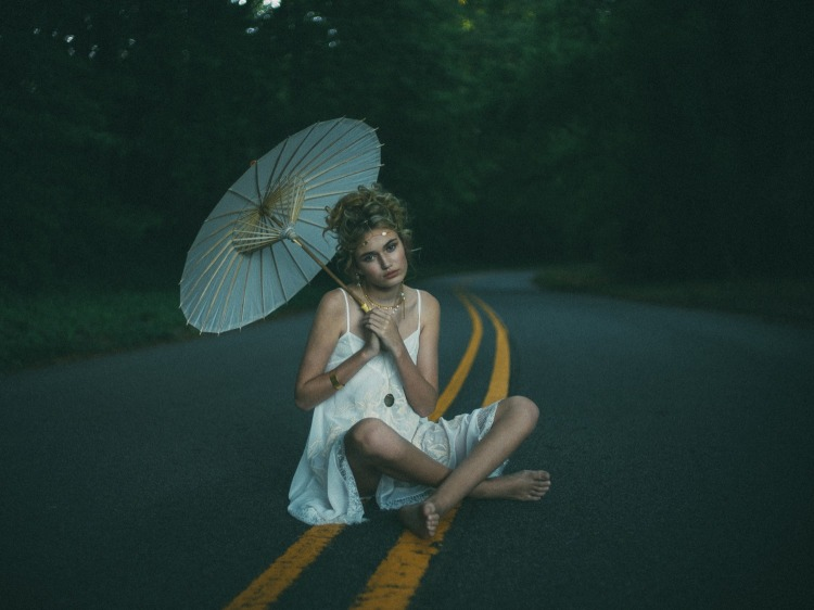 Intimate Portraits of Women by Photographer Bleeblu 11