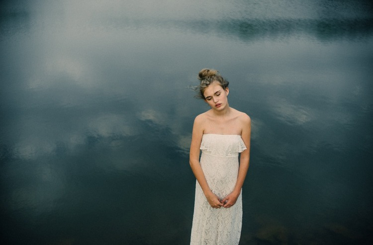 Intimate Portraits of Women by Photographer Bleeblu 9