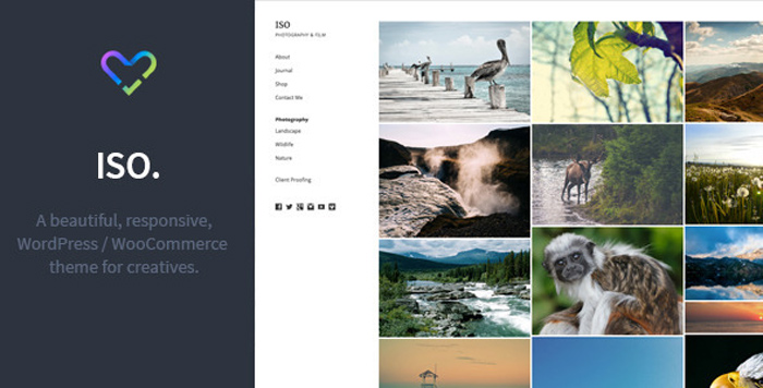 Photography-WordPress-Woocommerce-Theme