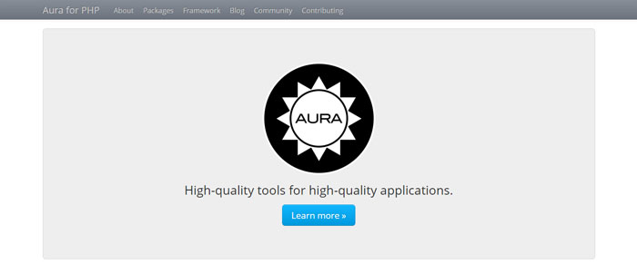 Aura-for-PHP